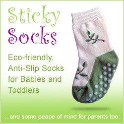 Eco-friendly Anti-slip sticky socks