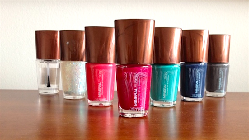 Product Review: Mineral Fusion Nail Polish