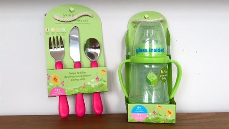 Product Review: i play., inc.'s Green Sprouts Feeding Products