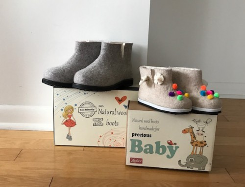Product Review: Zudari Wool Boots for Babies and Kids
