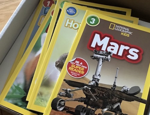 Product Review: National Geographic Kids – Super Readers