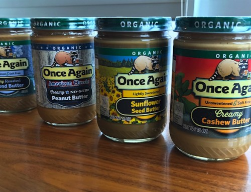 Product Review:  Once Again Nut Butters